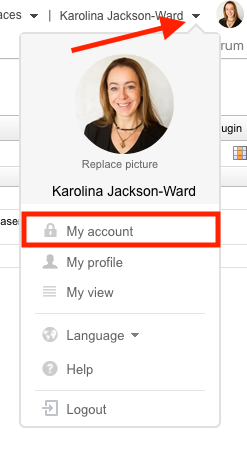 Add your personal identity number to your account in order to log in with BankID